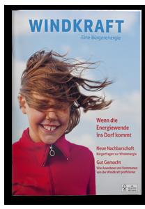 Magazin Windkraft - eine Bürgerenergie
